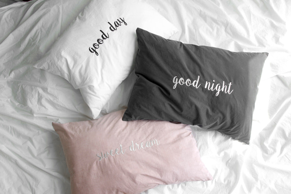 [AB FAB] PILLOW TALK SERIES (3 colors)