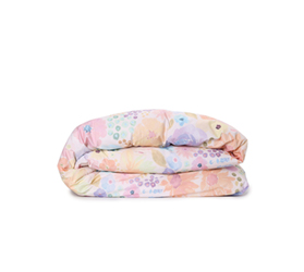 [ABODE] FIELD OF DREAMS PASTEL KIDS QUILT COVER