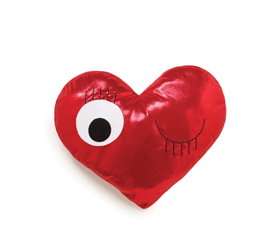 [ABODE] HEART BEAT KIDS CUSHION